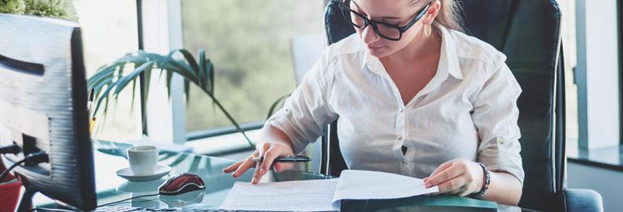 Cabinet d'expertise comptable en ligne