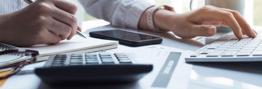 un bilan comptable